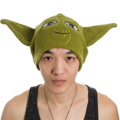 yoda knit hat wars s knit winter hat yoda