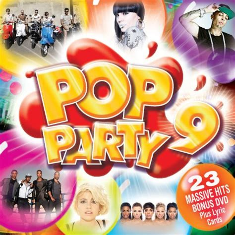 Pop Cd release pop 9 by various artists musicbrainz