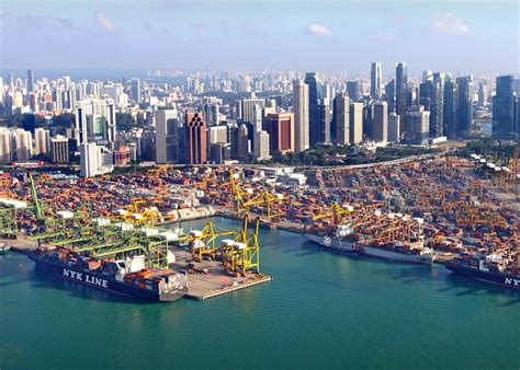 porto di singapore singapore s shipping and maritime experience centre for