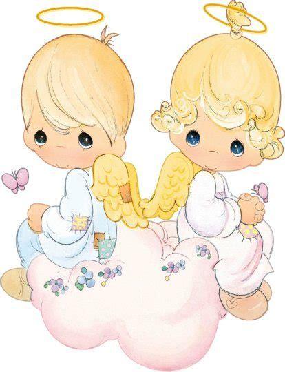 imagenes angelitos orando precious moments blog de alicia rivas