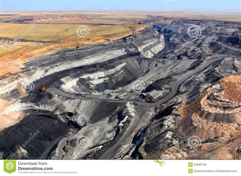 Coal Pit coal pit royalty free stock images image 26943749