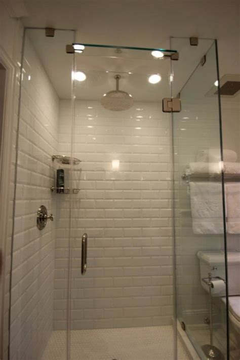 small tile shower brick style bathroom tiles contemporary bathroom