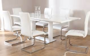 white dining room tables white table chairs white dining sets furniture choice