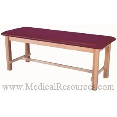 physical therapy table dimensions armedica 600 series wood treatment tables sale