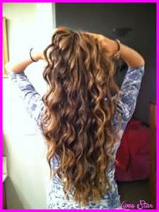 wave perm hairstyles beach wave perms for long hair hairstyles fashion