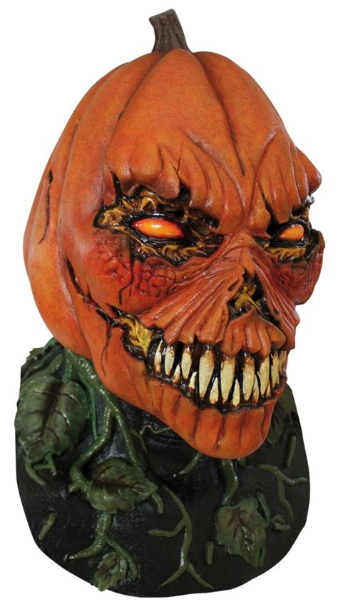 scary pumpkin mask halloween masksand fancy dress