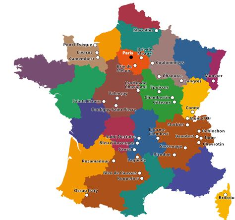printable world map in french a french cheese map