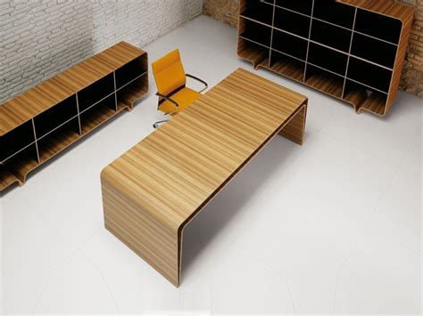 best minimalist desk minimalist desk in two thin layers of wood design mumbai