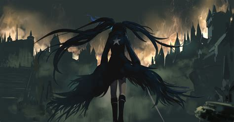 Black Hair Long
