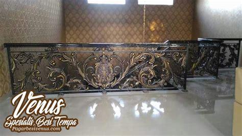 Balkon Besi Tempa Klasik harga railing balkon klasik minimalis besi tempa