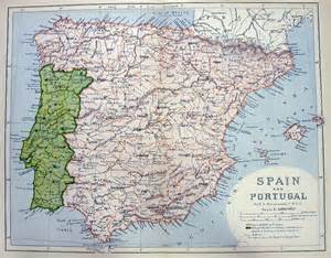 Map Of Southern Spain by Map Of Southern France And Spain