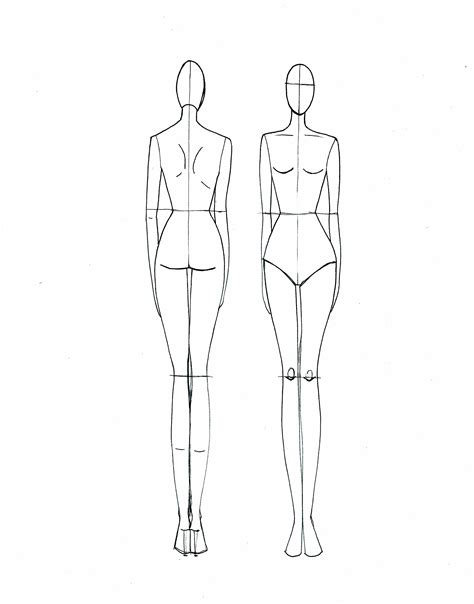fashion illustration model templates fashion designs sketches models rclako5x sketches