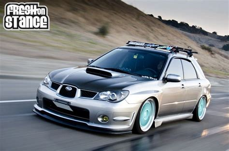 bagged subaru wagon bagged wagon anything for da wagon vroom vroom cars
