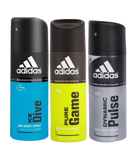 adidas deodorants for men combo pack of 4 assorted adidas deodorants for men combo pack of 4 assorted 5 off