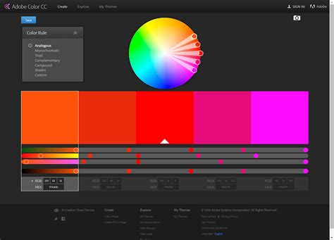adobe colors 5 useful tools to choose color schemes for e learning courses