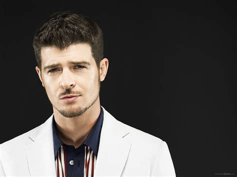 Robin Hecke by Robin Thicke Favorite Things Height Weight Biography Wiki