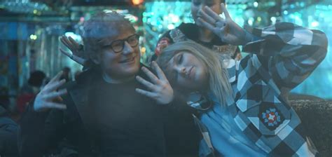ed sheeran end game taylor swift ends the year with a video for end game