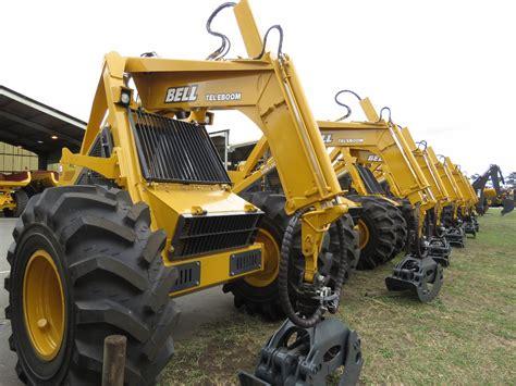 bell equipment factory tour mv dirona