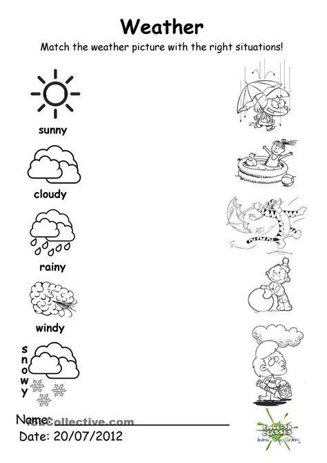 weather pattern activities weather match weather theme pinterest weather