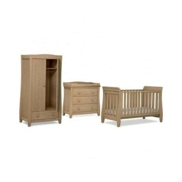 Sleigh Nursery Furniture Set Urbane By Boori Furniture