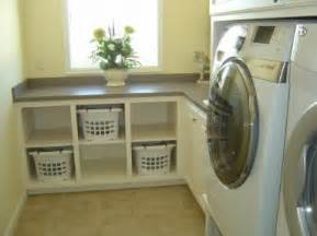 Laundry Room Basket Storage Diy Laundry Room Cabinets Todaysmama