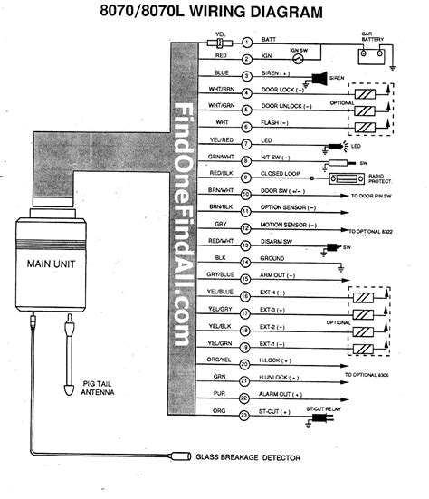 Dual Radio Harness Diagram