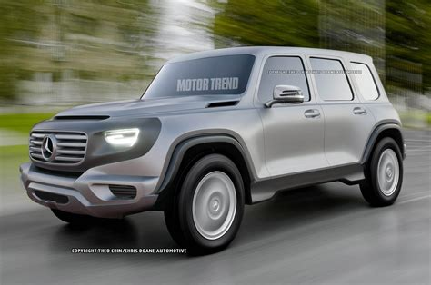 future mercedes g class 2017 mercedes g class could look like ener g force motor