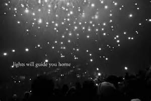 light coldplay lyrics lights will guide you home via image 933739 by