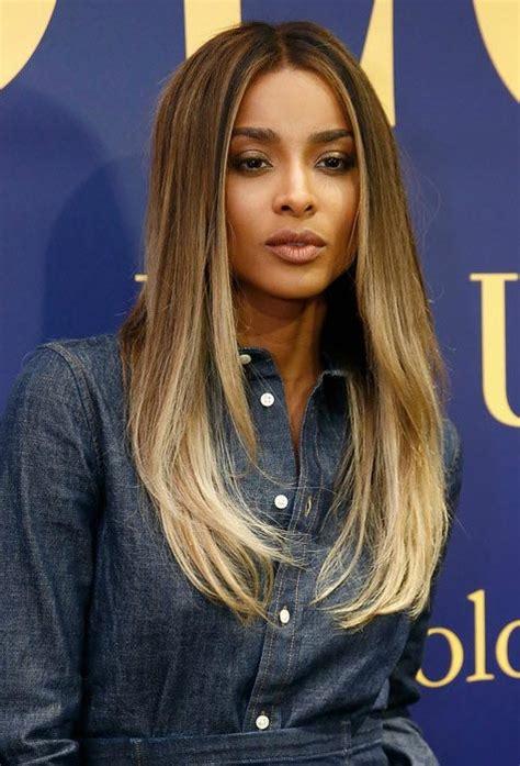 Ciara Hairstyles by Ciara Hair Hairstyle Haircut Hair Color Trendy