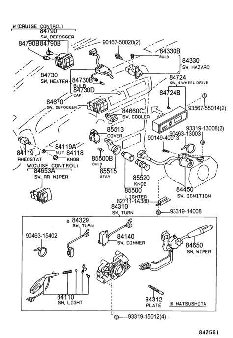 92 sedan turn signal switch problem - Toyota Nation Forum