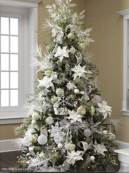 weisser weihnachtsbaum 33 exciting silver and white tree decorations