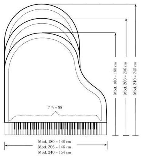 piano template baby grand dimensions i think it will fit all