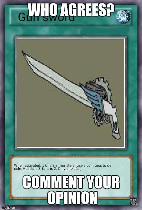 Meme Card Generator - yu gi oh suggestions imgflip