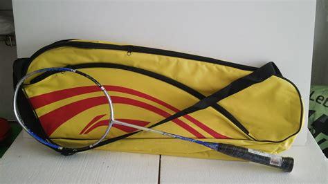 Sepatu Badminton Rs Ss 614 jual perlengkapan olahraga bulutangkis badminton