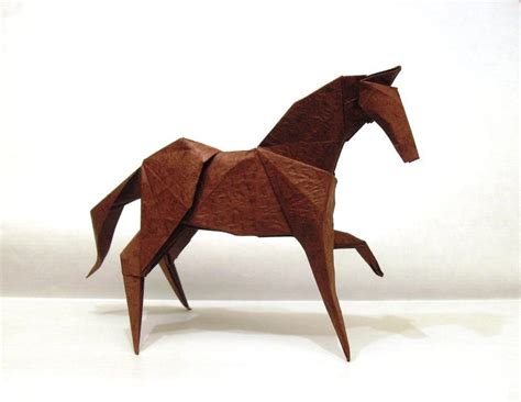 Origami Horses - 17 best ideas about origami on