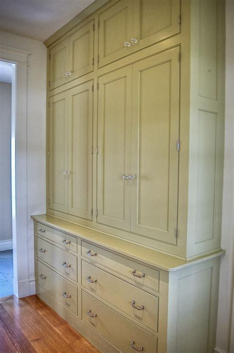 built in cabinet for kitchen replace closet in hall with built ins condo ideas pinterest