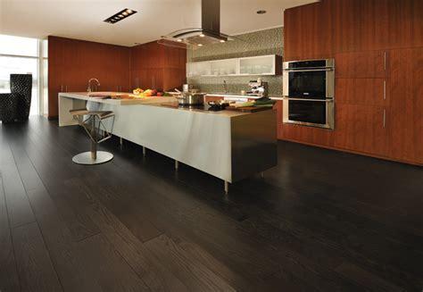 Red Oak Graphite [kitchen]   Modern Condo Kitchen