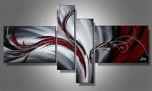 abstract wall decor modern abstract painted painting wall decor
