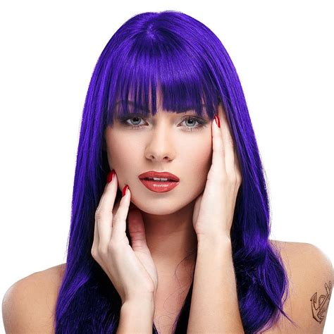 manic panic ultra violet hair dye hot topic manic panic high voltage classic cream formula ultra