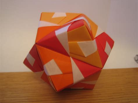 Stellated Octahedron Origami - stellated octahedron net