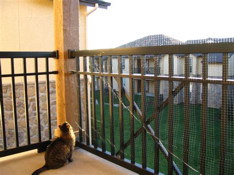 Deck Netting For Pets : Doherty House   Backyard And The