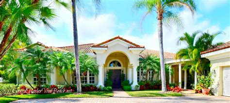 Golf Course Homes Grand Harbor Vero Beach Florida Vero Luxury Homes