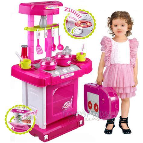 Promo Kitchen Set Koper Mainan Anak Masak Dapur jual mainan anak kitchen set koper mainan masak masakan