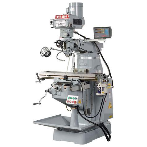 1500 Xyz Machine Tools