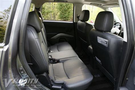 Mitsubishi Outlander 2007 Interior by Picture Of 2007 Mitsubishi Outlander