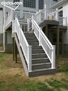 deck stair handrails deck stair railing studio design gallery best design