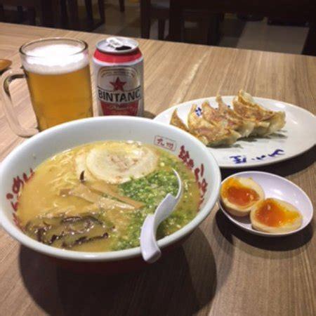 Yamagoya Ramen Surabaya yamagoya ramen supermall surabaya ulasan restoran