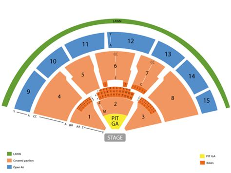 tweeter center seating chart xfinity center formerly comcast center seating chart