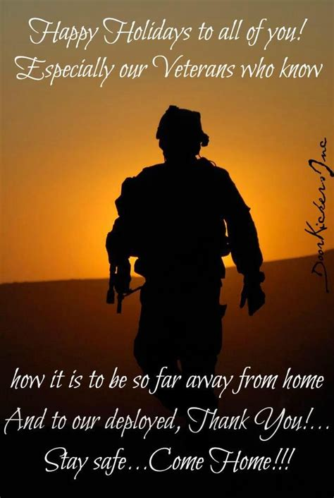 military christmas military quotes happy holidays military love