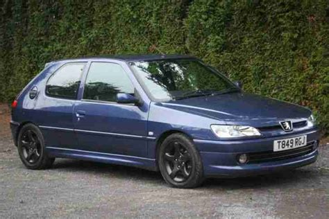 Peugeot 306 Mpg Peugeot 306 Gti 6 Low Mileage Only 84 300 Car For Sale